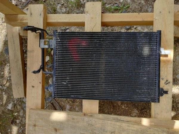 Радиатор кондиционера Audi A6 C5 1.6 (б/у)