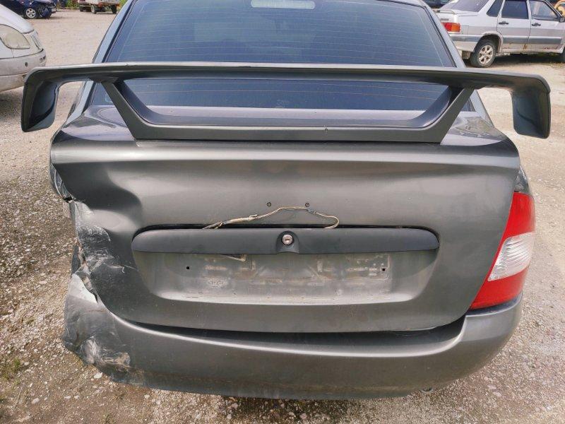 Крышка багажника Lada (Ваз) 1118 СЕДАН 1.6 2004 (б/у)