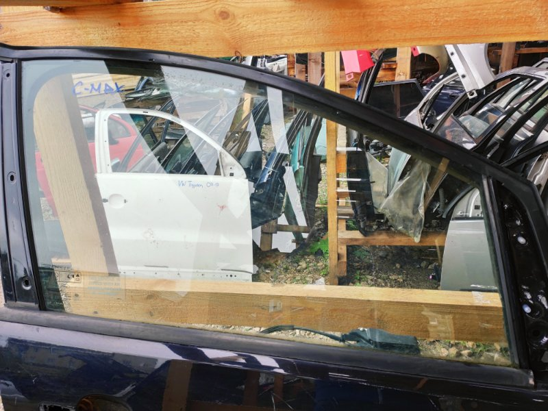 Стекло дверное Ford C Max переднее правое (б/у)