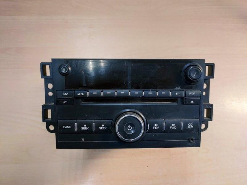 Головное устройство Chevrolet Aveo (б/у)