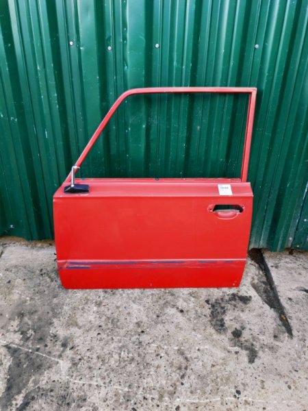 Дверь Lada (Ваз) 2102 УНИВЕРСАЛ 1971 передняя левая (б/у)