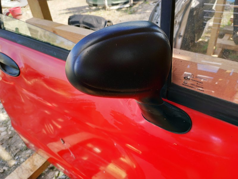 Зеркало заднего вида Daewoo Matiz переднее правое (б/у)
