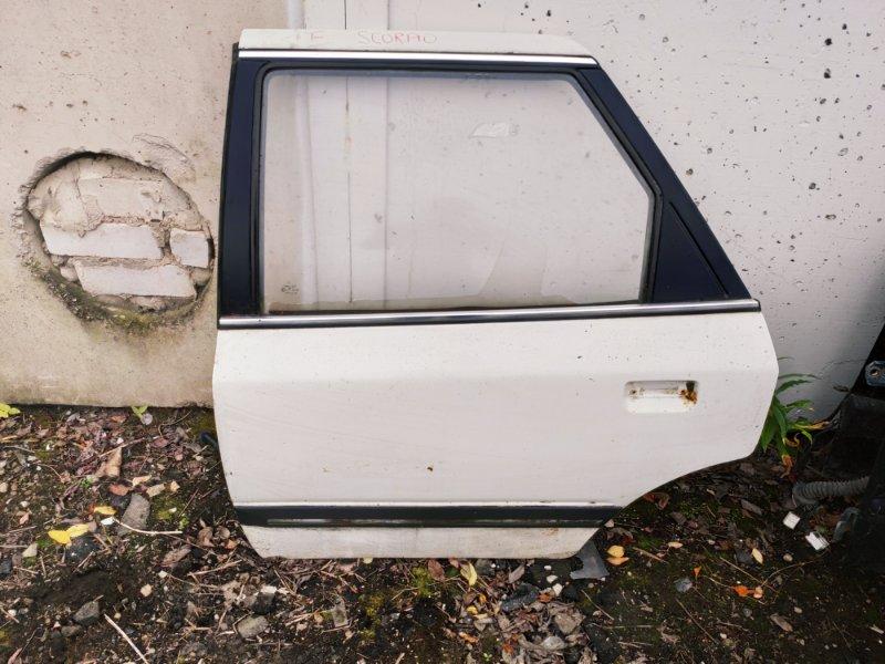 Дверь Ford Scorpio задняя левая (б/у)