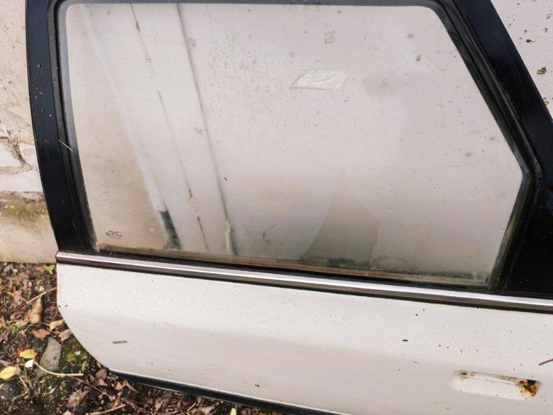 Стекло дверное Ford Scorpio заднее левое (б/у)