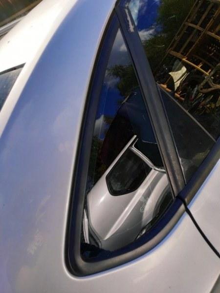 Стекло кузовное Volkswagen Polo Sedan СЕДАН 1.6 2009 заднее правое (б/у)