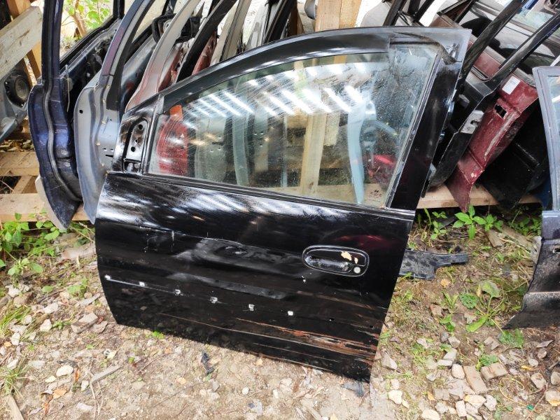 Дверь Hyundai Matrix передняя левая (б/у)