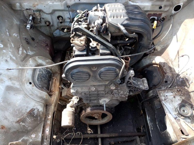Двигатель Газ 3102 СЕДАН 2.4 1992 (б/у)