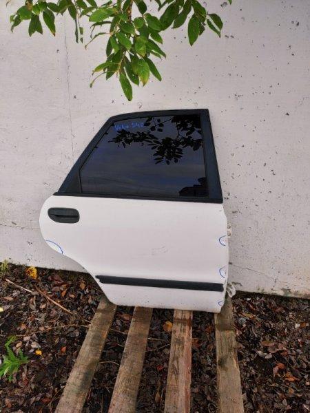 Дверь Volvo S40 задняя правая (б/у)