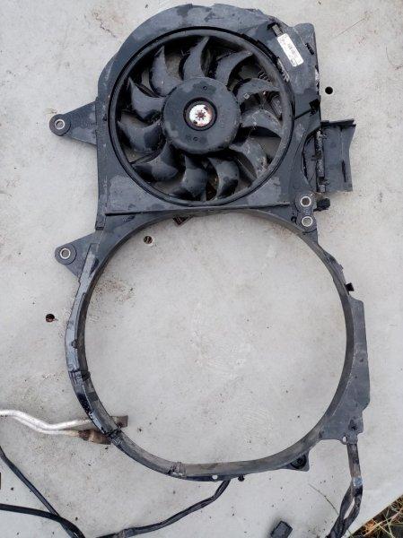 Вентилятор радиатора Audi A4 B6 (б/у)