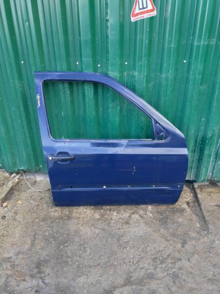 Дверь Volkswagen Golf 3 передняя правая (б/у)