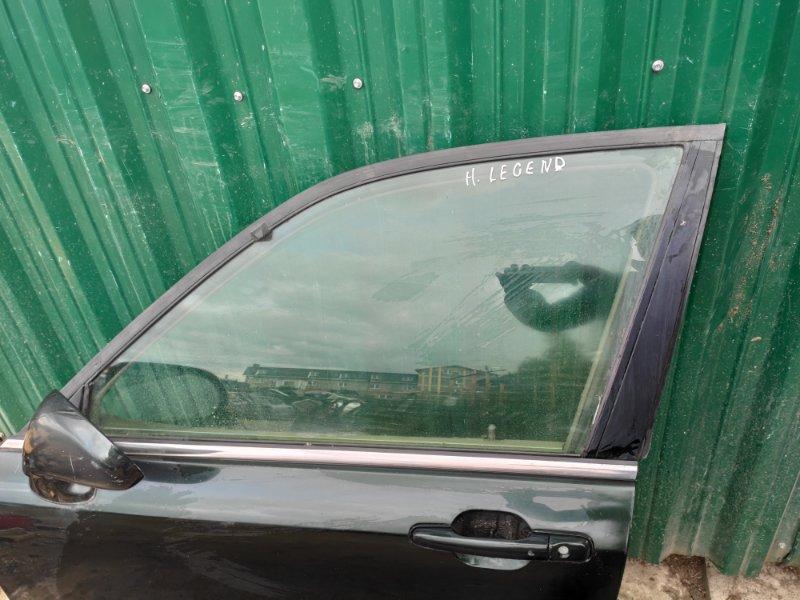 Стекло дверное Honda Legend KA9 переднее левое (б/у)