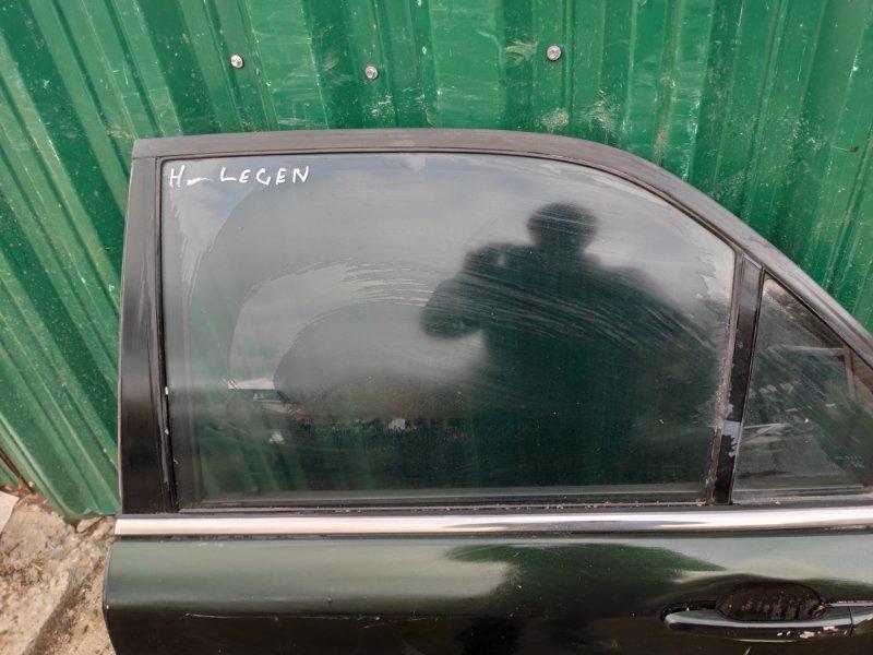 Стекло дверное Honda Legend KA9 заднее левое (б/у)