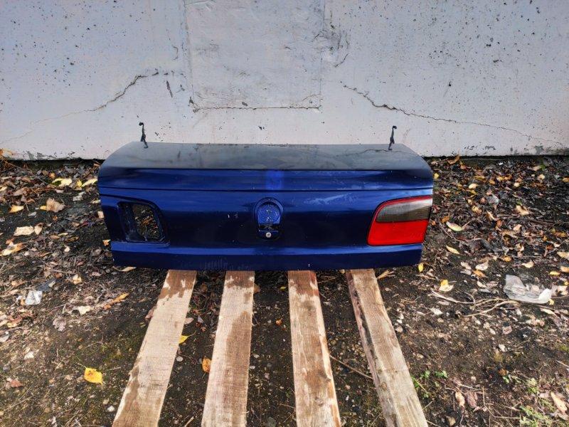 Крышка багажника Opel Omega B (б/у)