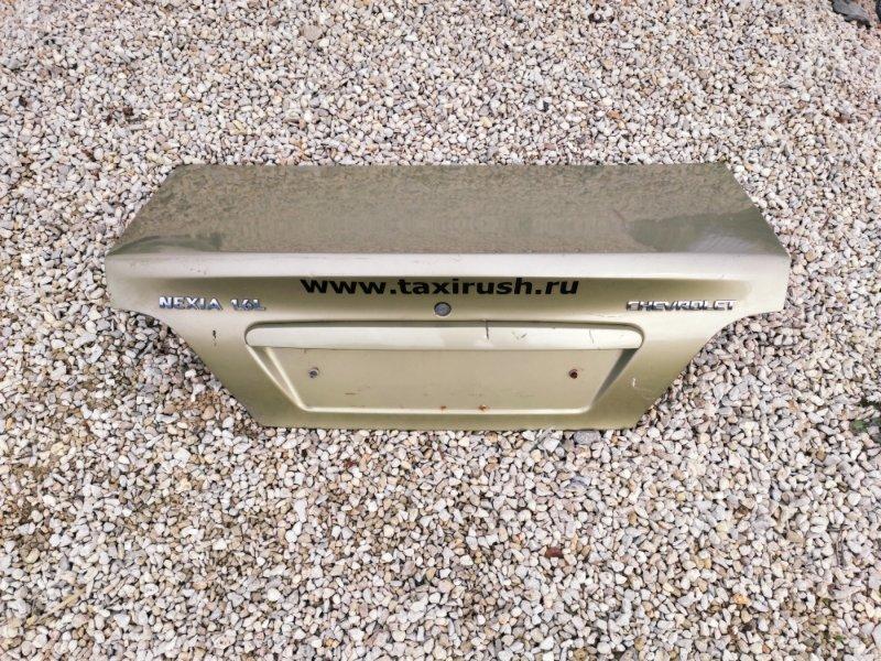 Крышка багажника Daewoo Nexia N150 (б/у)
