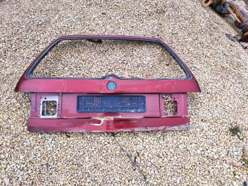Крышка багажника Volkswagen Passat B4 (б/у)