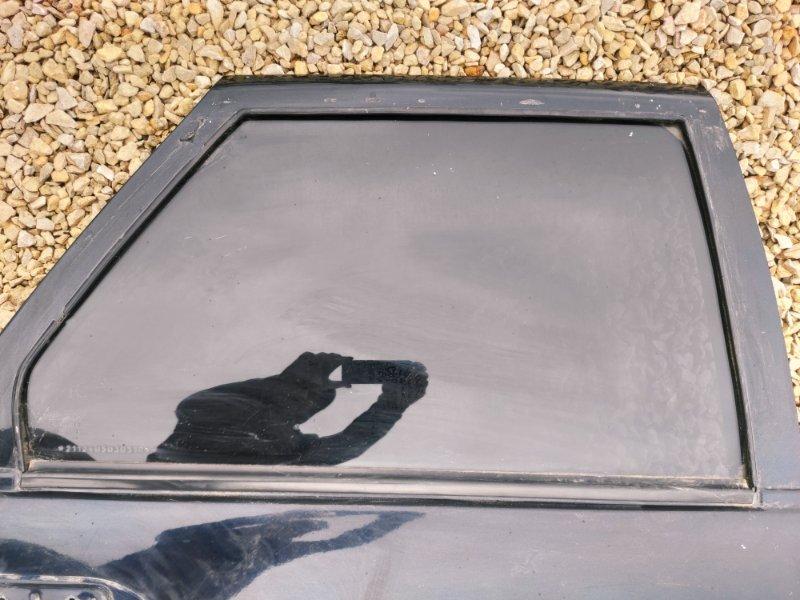 Стекло дверное Lada (Ваз) 2110 заднее правое (б/у)