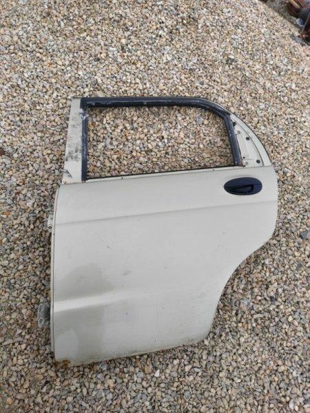 Дверь Daewoo Matiz задняя левая (б/у)