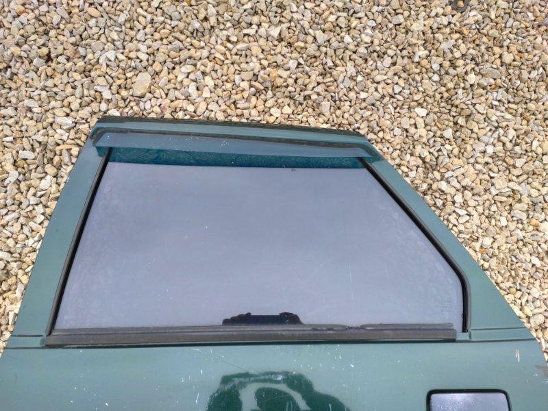 Стекло дверное Lada (Ваз) 2110 заднее левое (б/у)