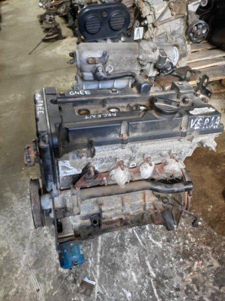 Двигатель Hyundai Getz 1.4 (б/у)