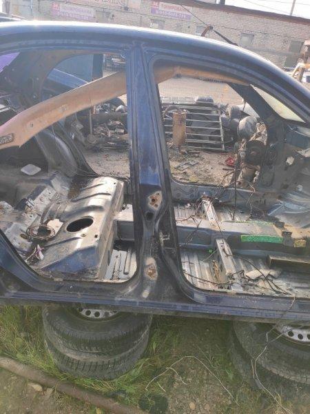 Центральная стойка Chevrolet Lanos правая (б/у)