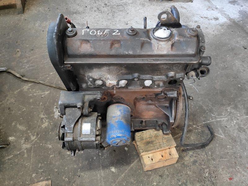 Двигатель Volkswagen Golf 2 1.3 (б/у)