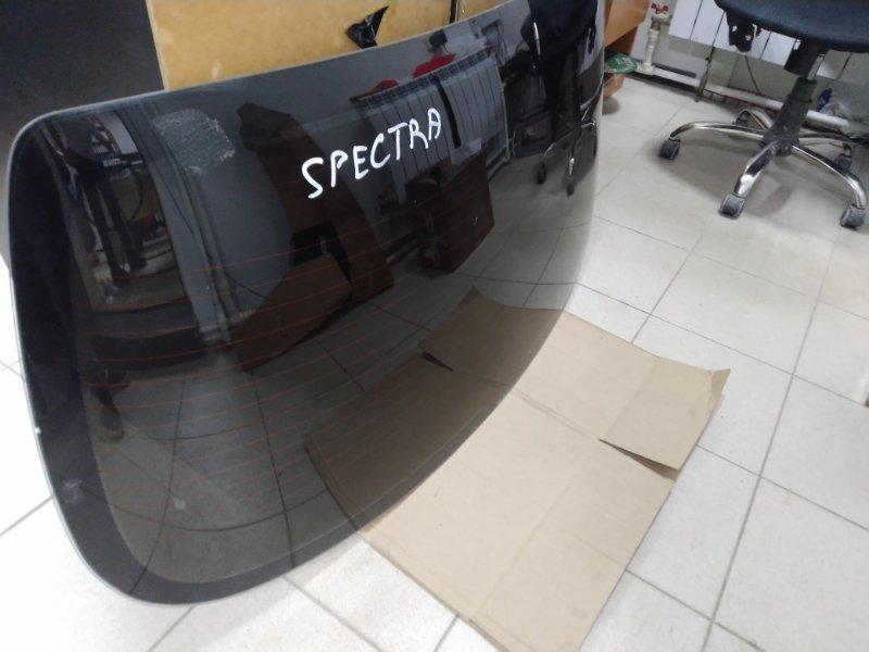 Стекло кузовное Kia Spectra 2004 заднее (б/у)