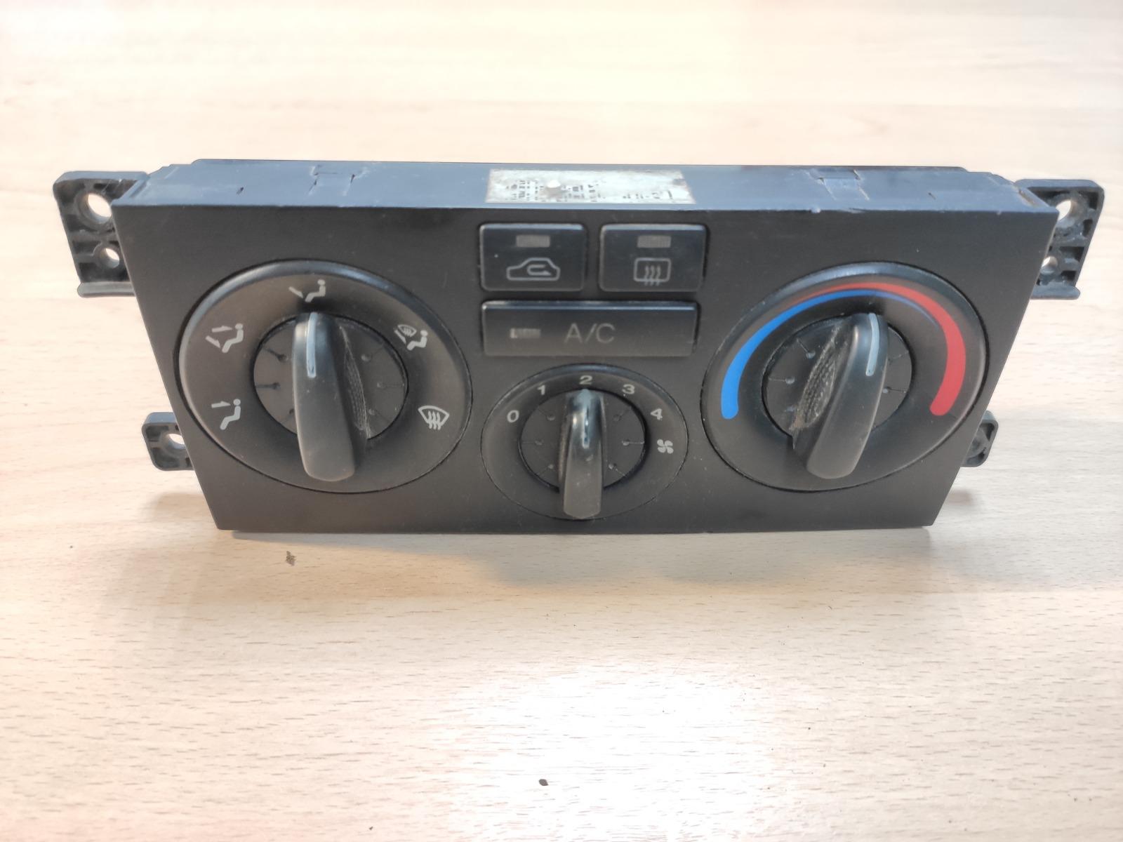 Блок управления климатической установкой Hyundai Elantra (б/у)