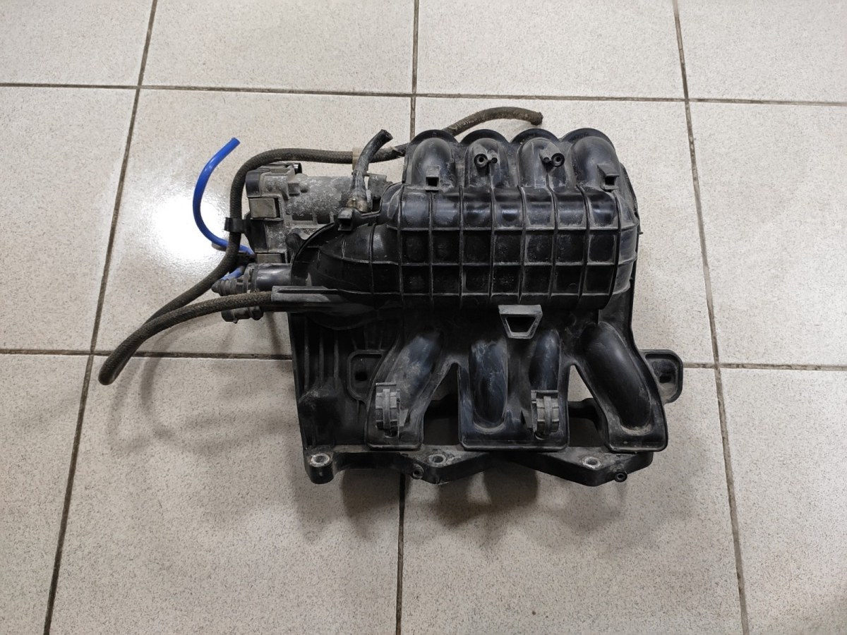 Коллектор впускной Fiat Albea 1.4 (б/у)