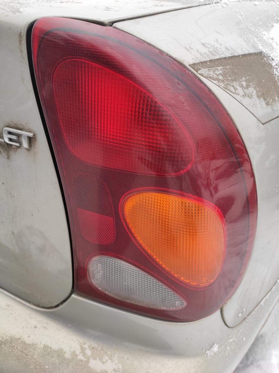 Фонарь Chevrolet Lanos СЕДАН 1.5 2005 задний правый (б/у)