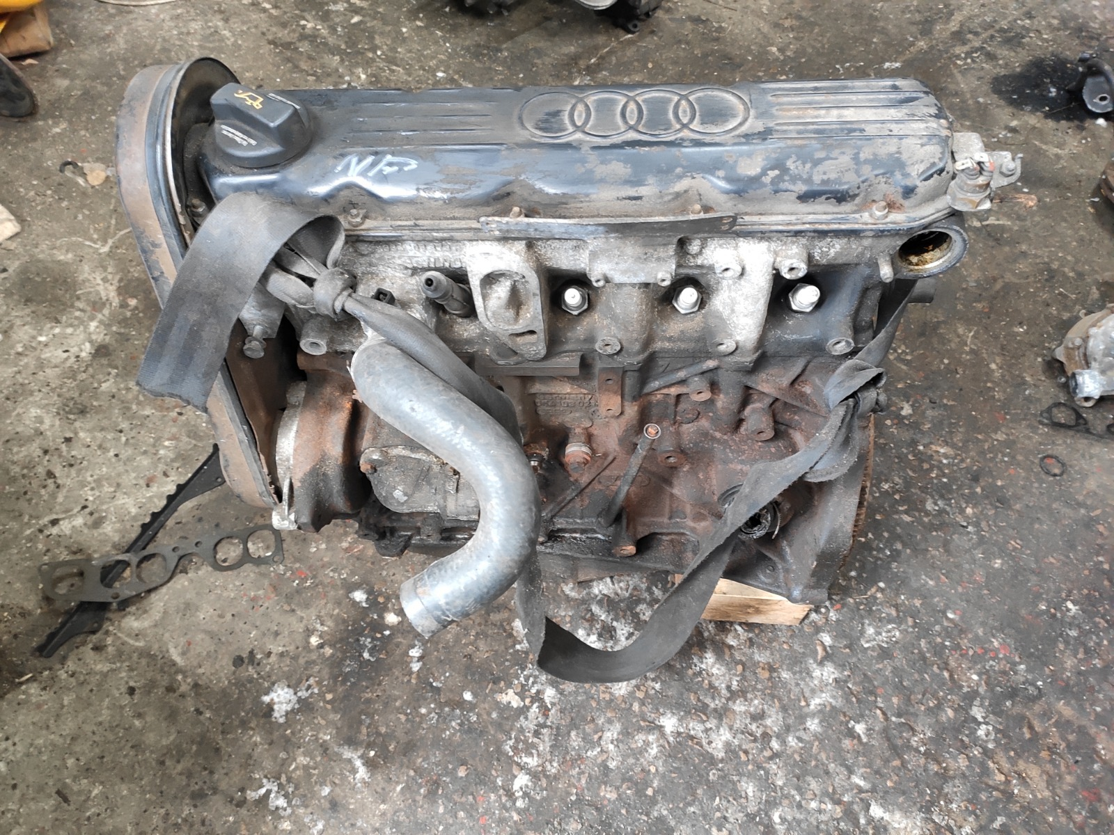 Двигатель Audi 100 2.3 (б/у)