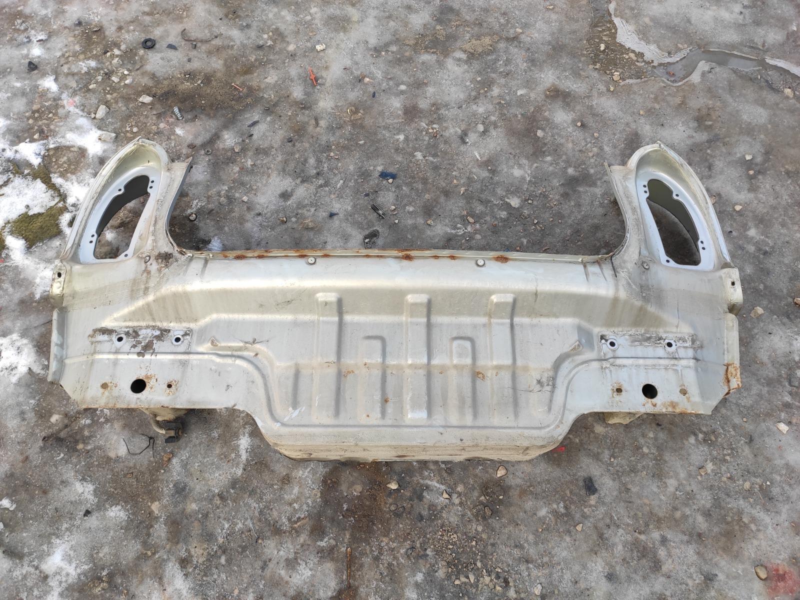 Задняя панель Chevrolet Lanos СЕДАН 1.5 2005 задняя (б/у)