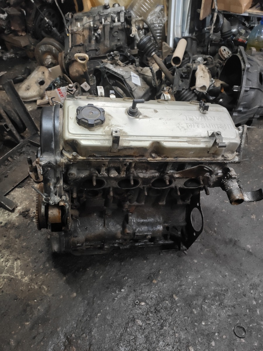 Двигатель Chery Tiggo T11 2.4 2005 (б/у)