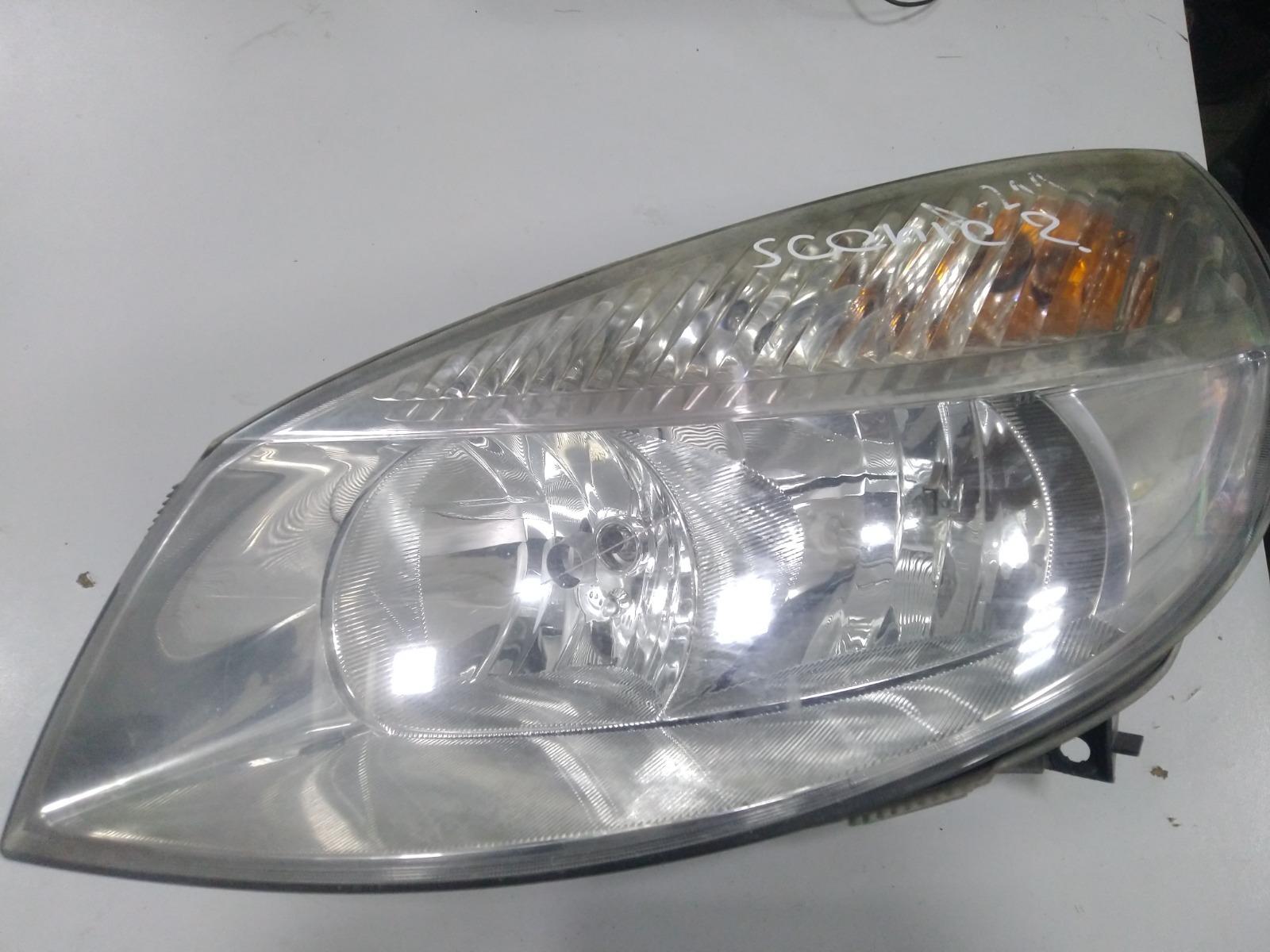 Фара Renault Scenic 2 2003 (б/у)