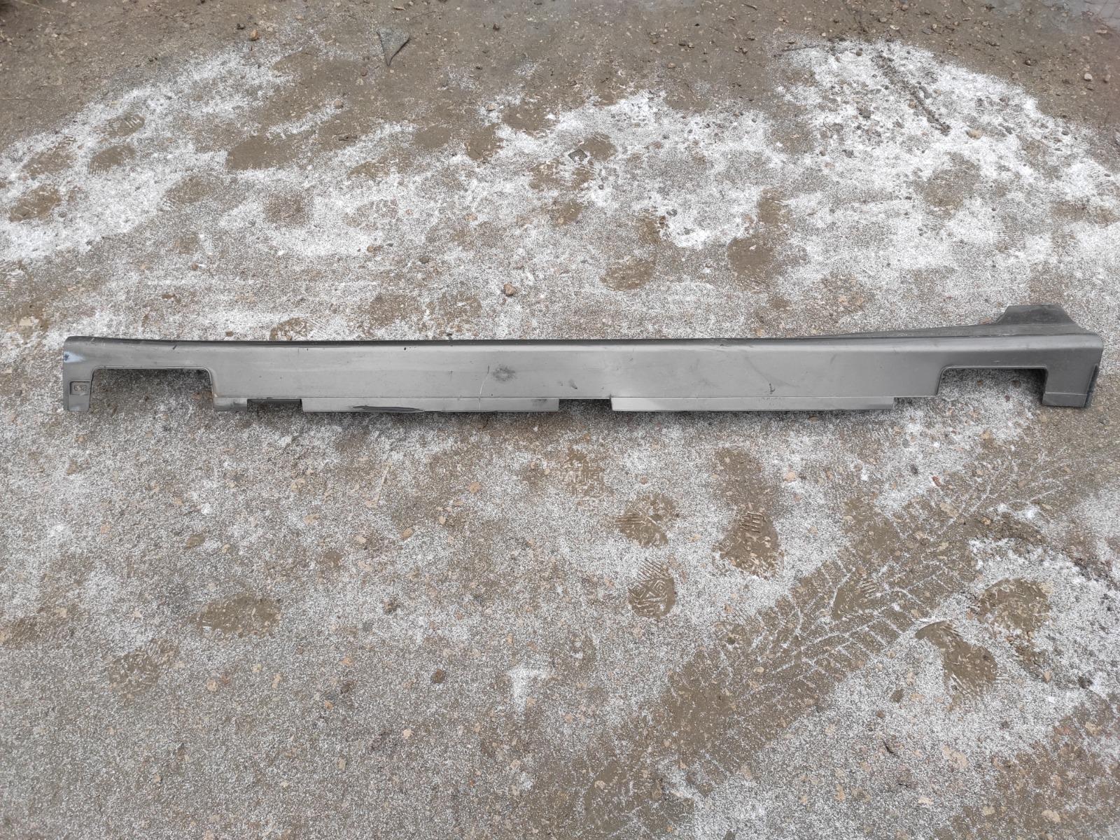 Накладка на порог Honda Accord 7 левая (б/у)