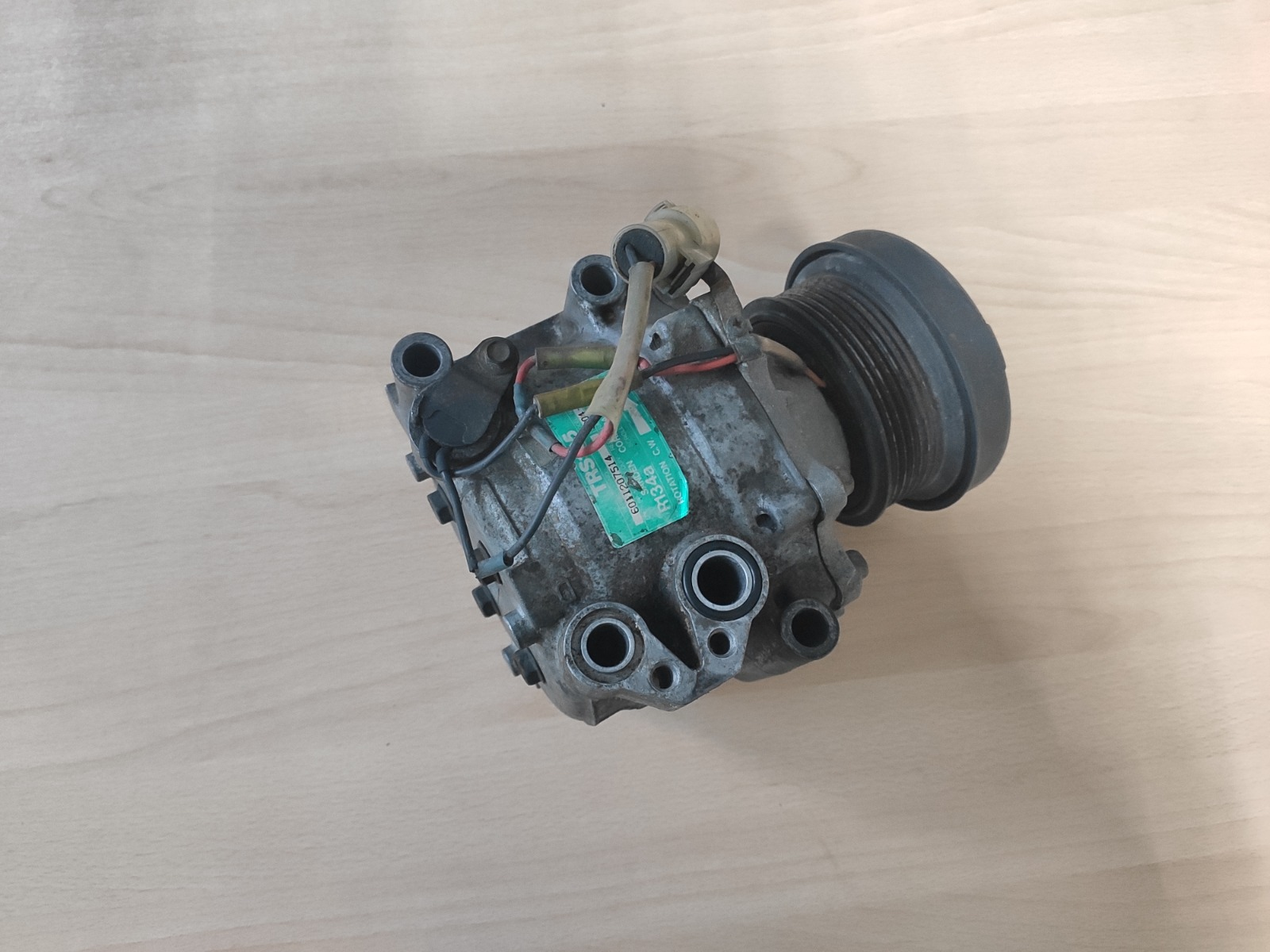 Компрессор кондиционера Land Rover Range Rover 2 (б/у)