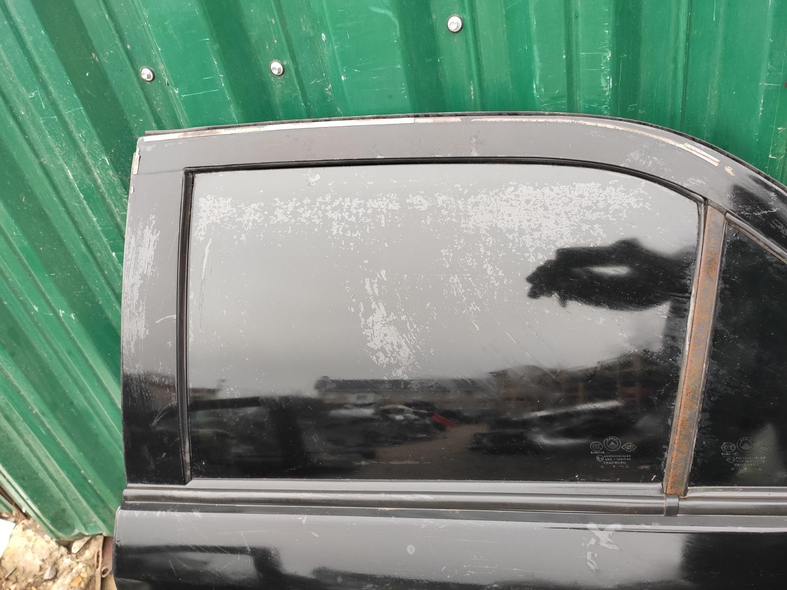 Стекло дверное Geely Mk СЕДАН 1.5 2006 заднее левое (б/у)