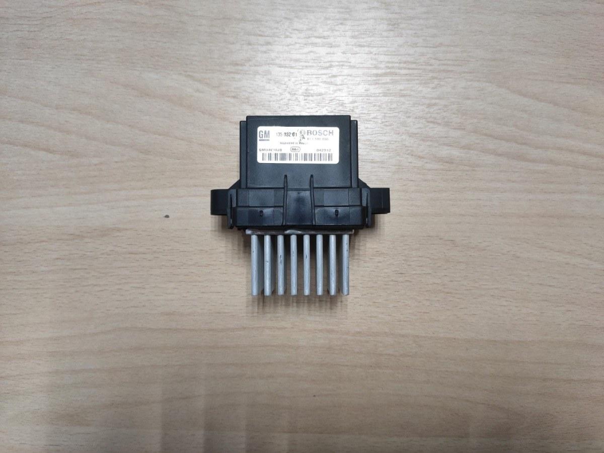 Резистор печки Chevrolet Cruze СЕДАН 1.6 2008 (б/у)
