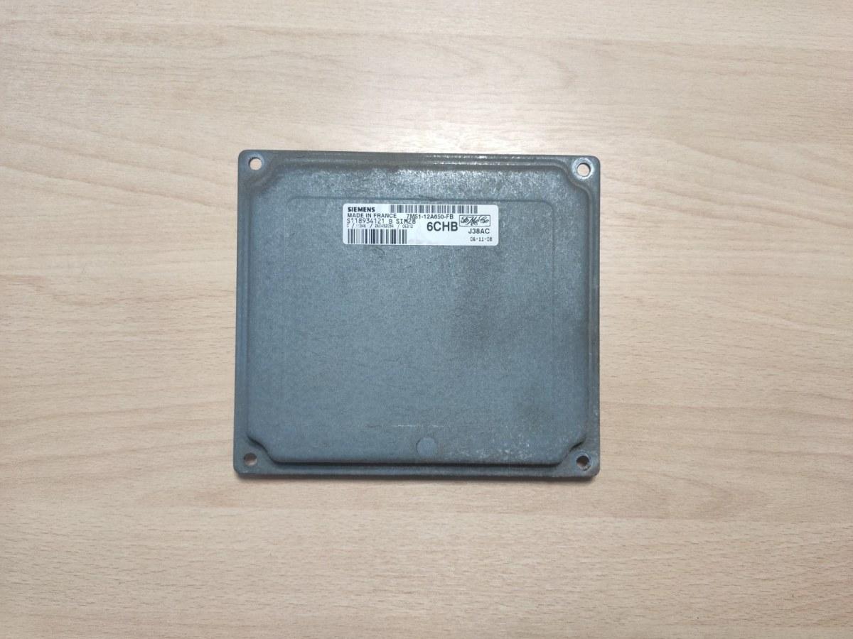 Электронный блок управления Ford Focus 2 2004 (б/у)