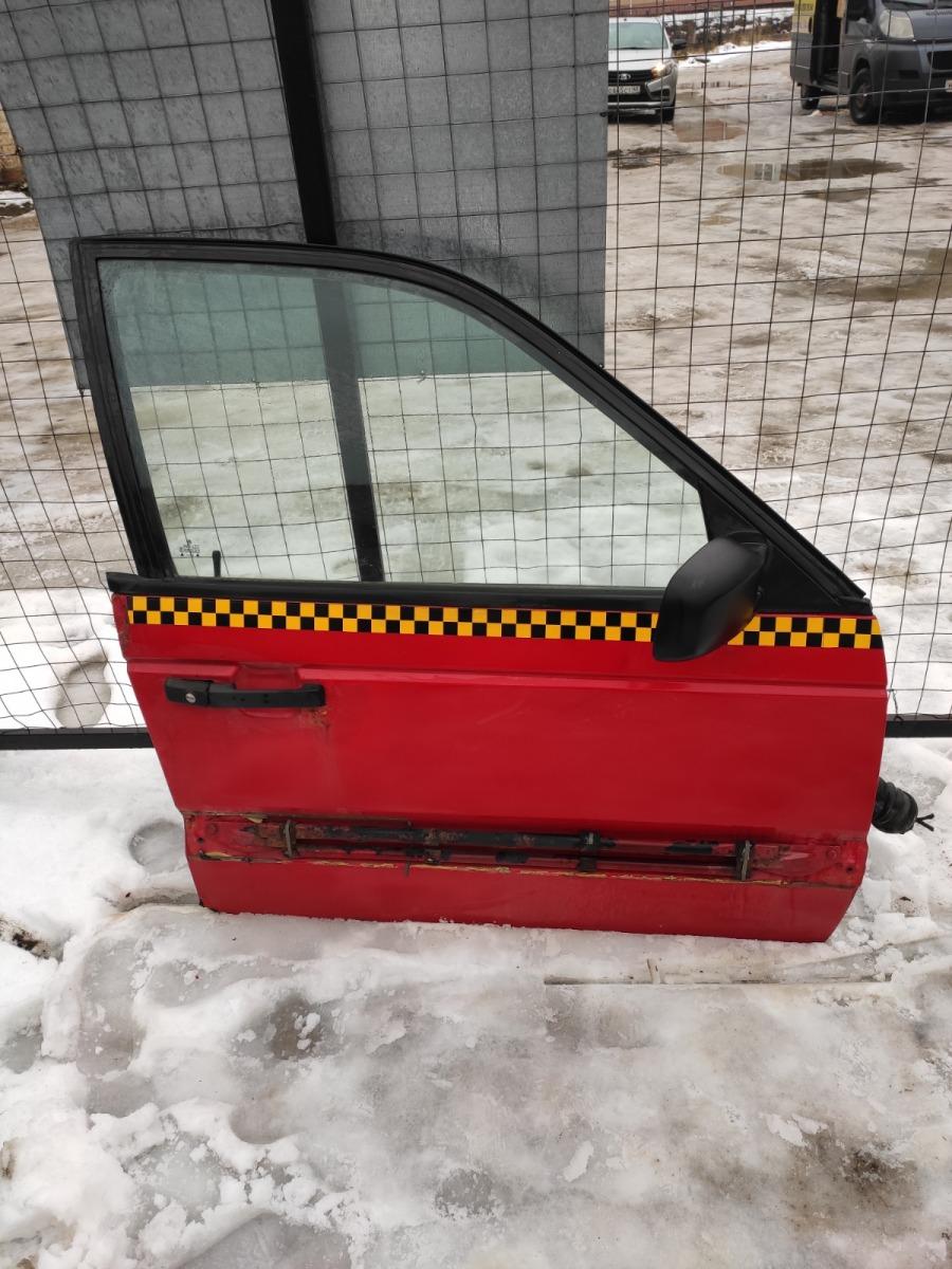 Дверь Volkswagen Passat B3 передняя правая (б/у)