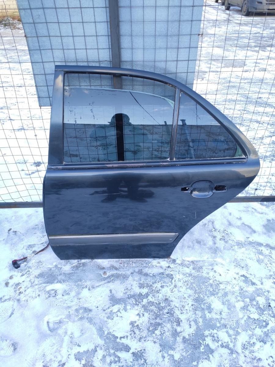 Дверь Mercedes Benz E Class W210 задняя левая (б/у)