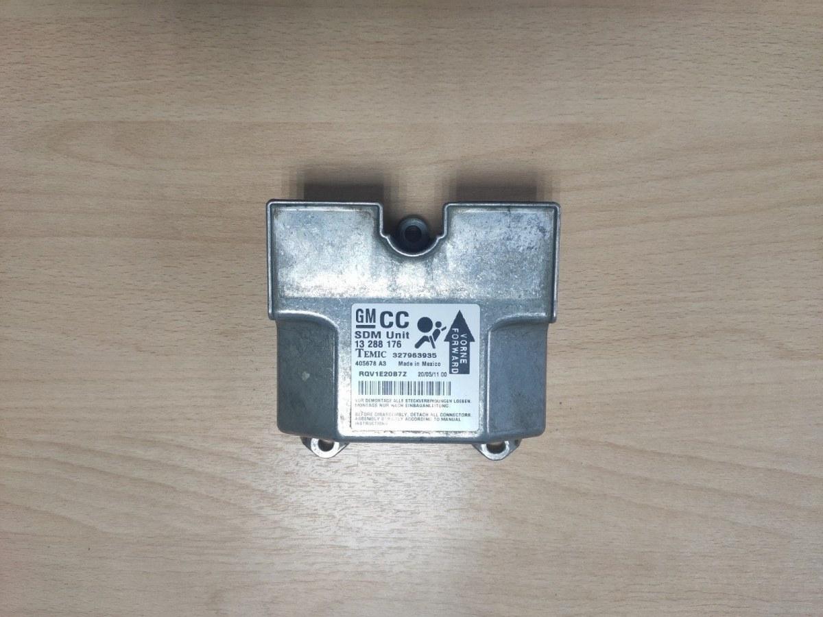 Электронный блок управления Opel Astra H СЕДАН 1.6 2004 (б/у)