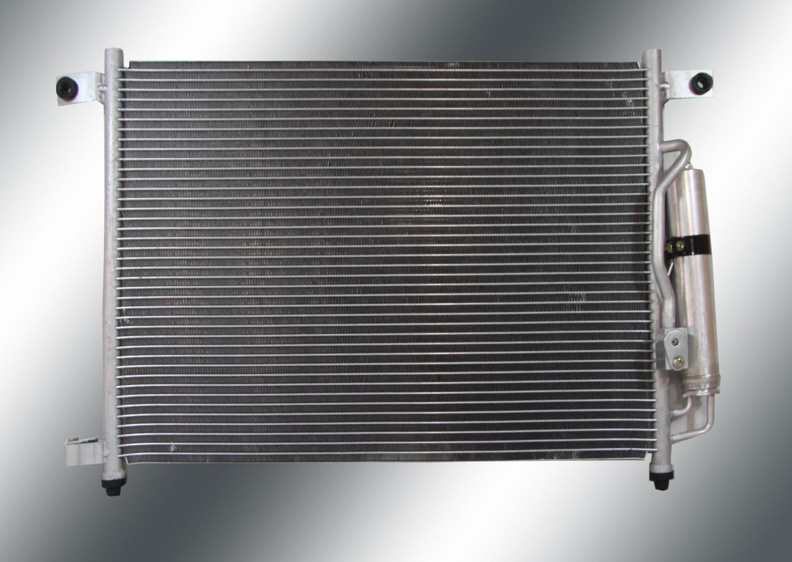 Радиатор кондиционера Chevrolet Aveo T250 2004