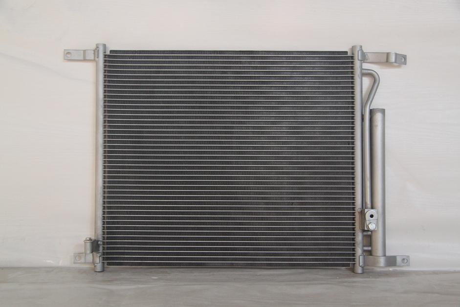 Радиатор кондиционера Chevrolet Aveo T250 2008
