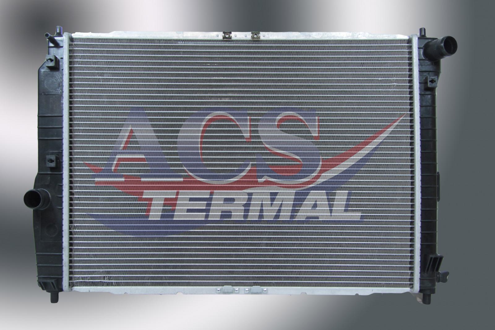 Радиатор охлаждения Chevrolet Aveo T250 2005