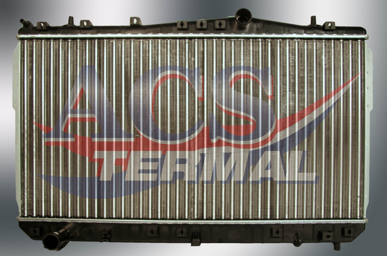 Радиатор охлаждения Chevrolet Lacetti 2005