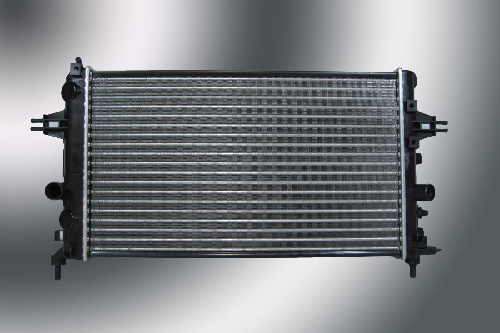 Радиатор охлаждения Opel Astra H 2004
