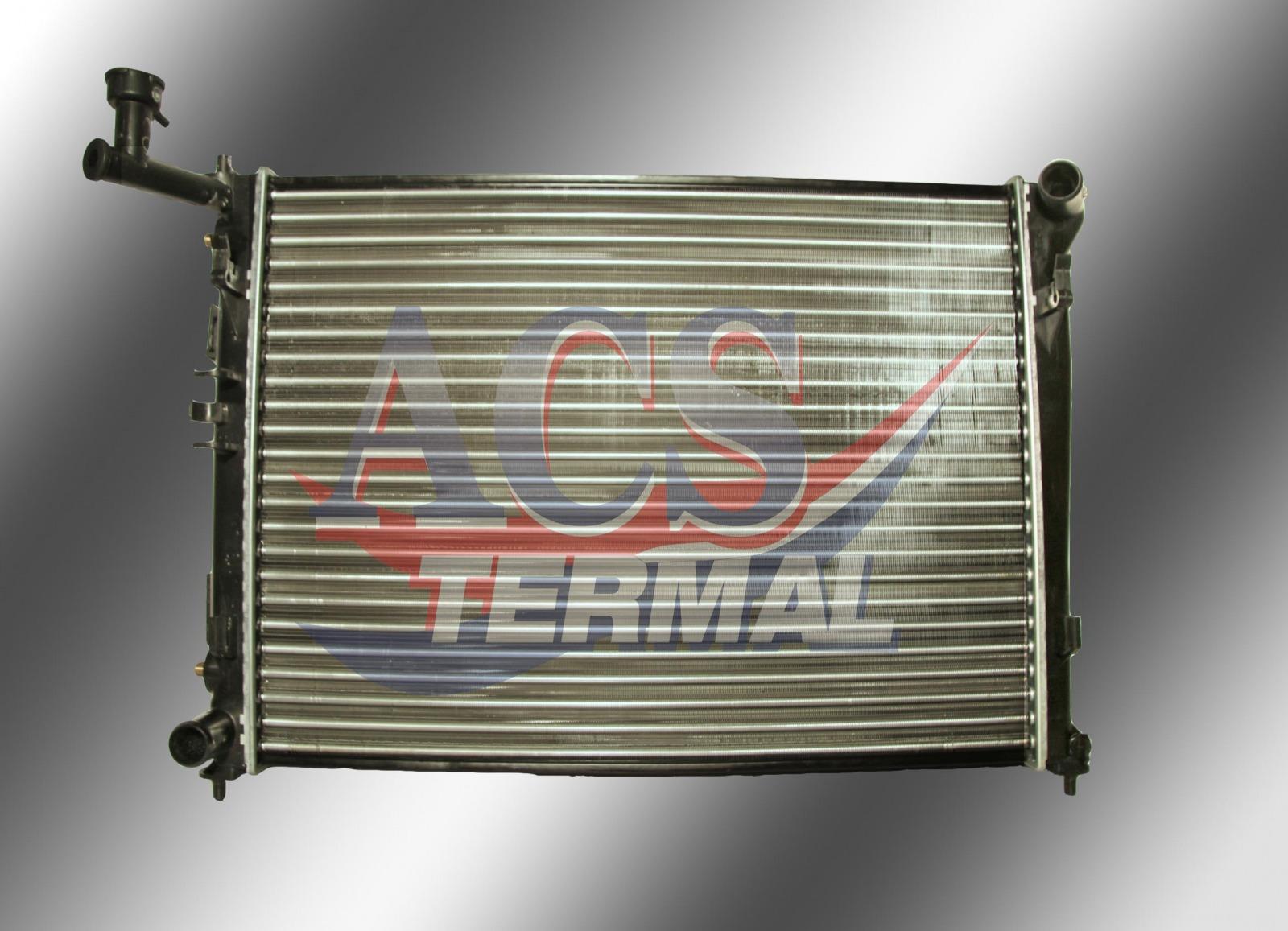 Радиатор охлаждения Kia Ceed 2006