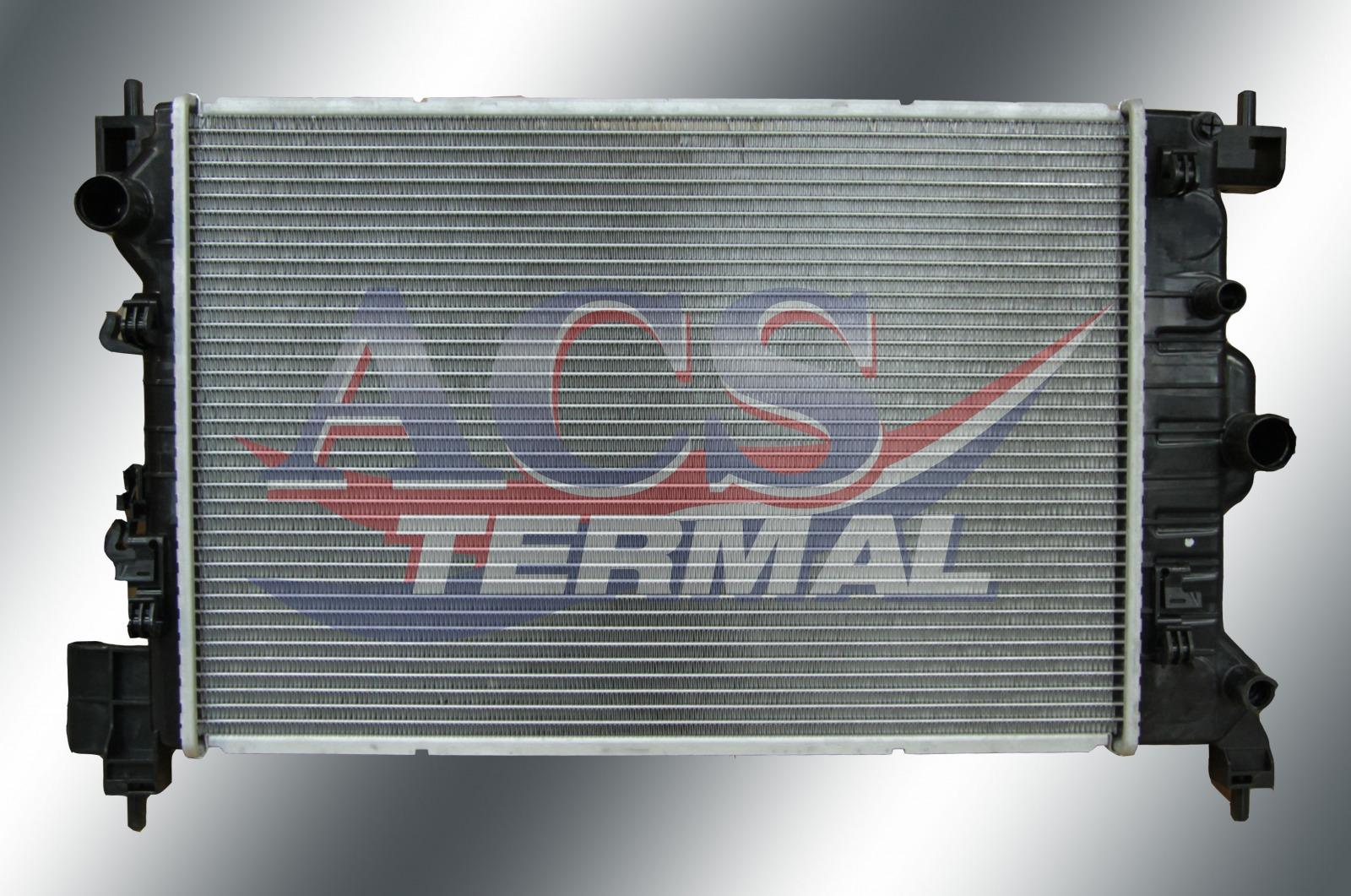 Радиатор охлаждения Chevrolet Aveo T300 2012