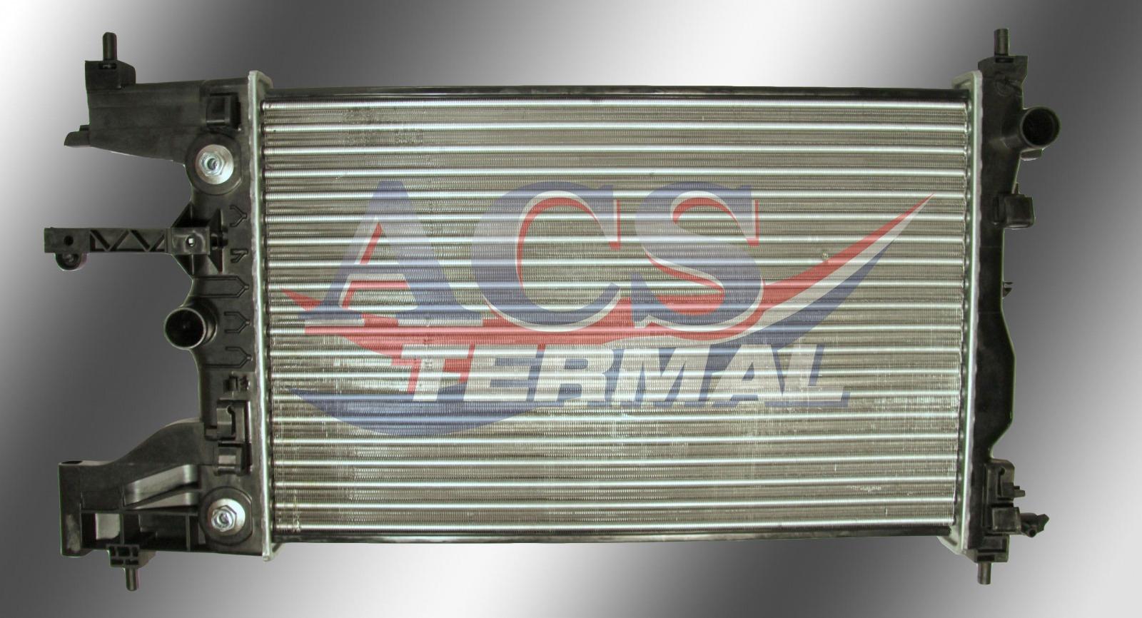 Радиатор охлаждения Chevrolet Cruze 2009