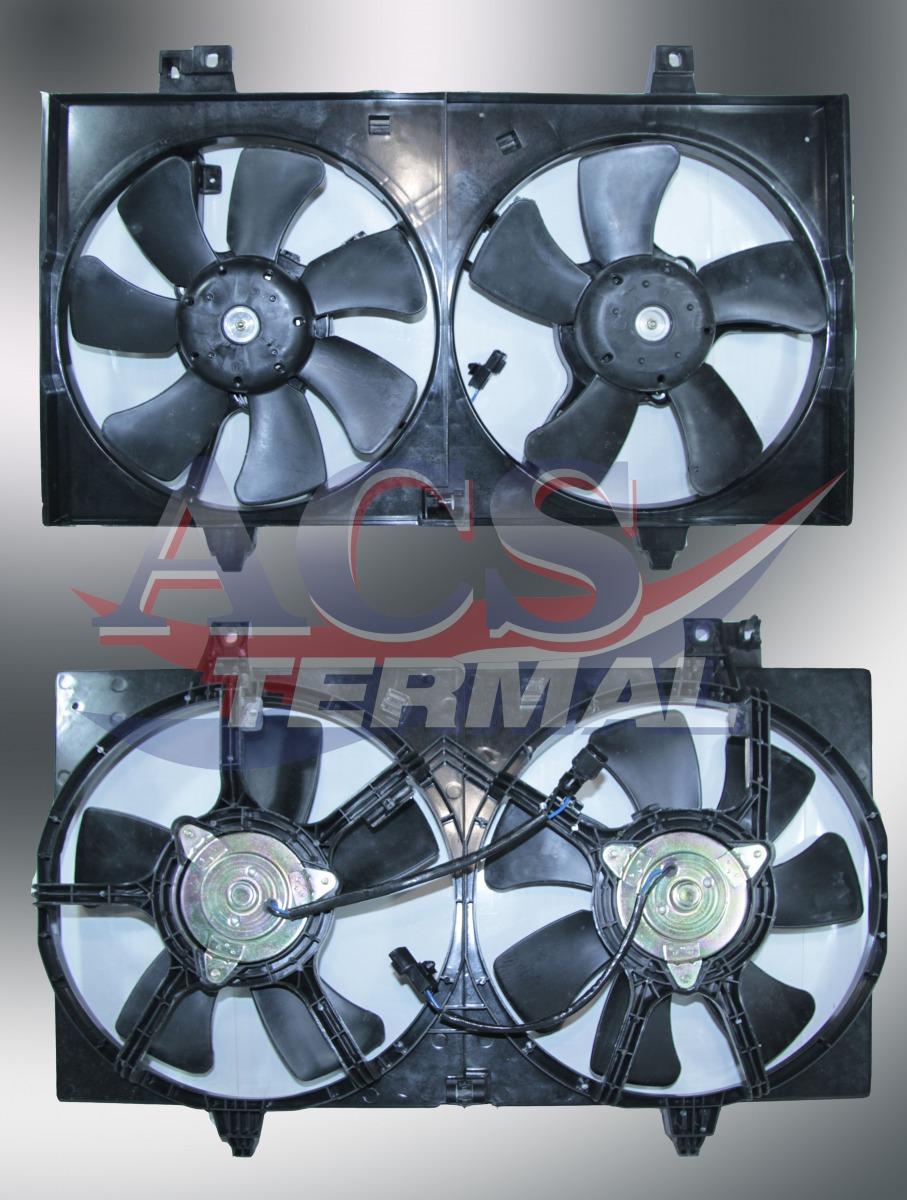 Вентилятор радиатора Nissan Almera Classic B10 2006